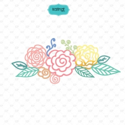 Hand drawn flowers svg, drawing flowers, flower vector