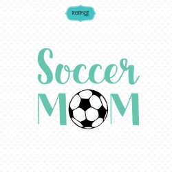 Sport mom svg, soccer mom svg