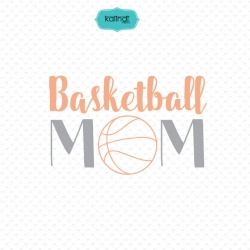 Sport mom svg, basketball mom svg