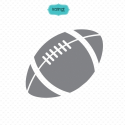 Sports ball svg files, football svg