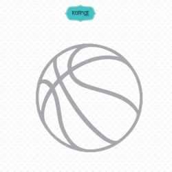 Sports ball svg files, basketballsvg