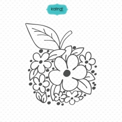 Apple svg files, teacher, flowers svg, teacher svg, apple flourish svg , teacher vector file, svg, cut files.