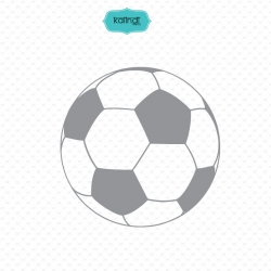 Sports ball svg files, soccer svg