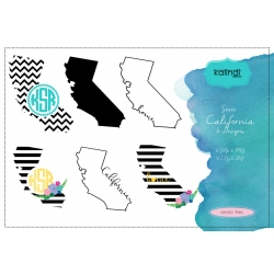 California svg |California vector file | California SVG file | svg | California state | California state silhouette