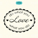 Do what you love quote svg, hand lettering, positive saying svg, quote svg, svg file, svg