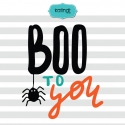 Boo to you svg, Halloween svg, baby Halloween, Halloween svg file
