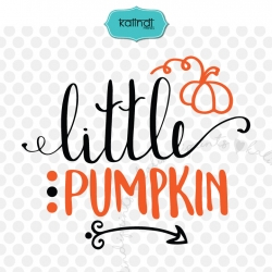 Little Pumpkin SVG, Halloween SVG, baby Halloween SVG, Halloween saying, cute SVG