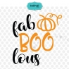 Fab-boo-lous SVG, Halloween SVG, fabulous SVG