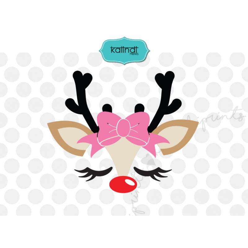 reindeer svg  christmas svg  rudolph svg  rudolf svg  deer svg july 4th clip art july 4th clipart black and white