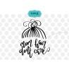 Mom hair don't care SVG file