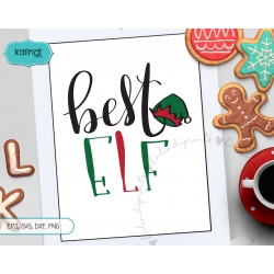 Best elf SVG, elf SVG, Santa SVG