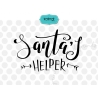 Santa's helper SVG, elf SVG, Santa SVG