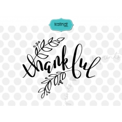 Thankful SVG, thanksgiving SVG