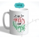 Be Merry and Bright SVG, hand lettering svg