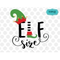 Elf size SVG