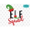 Elf squad SVG