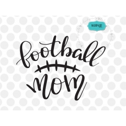 football mom shirt svg, mom svg, sports SVG