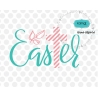 Easter svg, hand-lettered svg