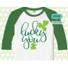 Lucky you svg, st patricks day svg