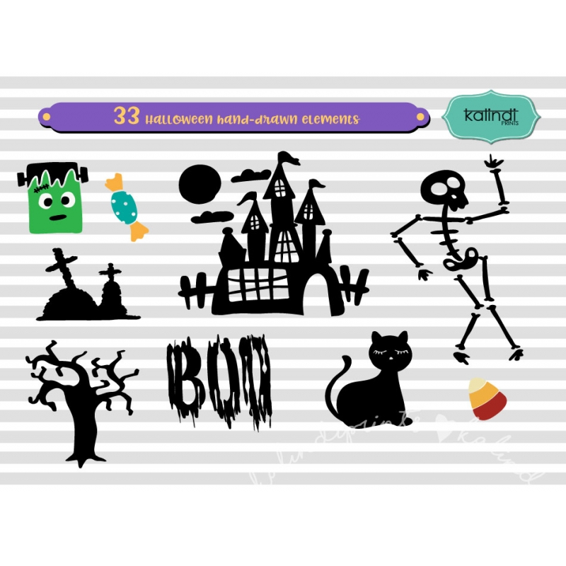 Fall Svg Pumpkin Spooky Svg Files For Cricut Svg Files Witch Halloween Cut File Trick Or Treat Hf34 Ghost Halloween Svg Clip Art Art Collectibles