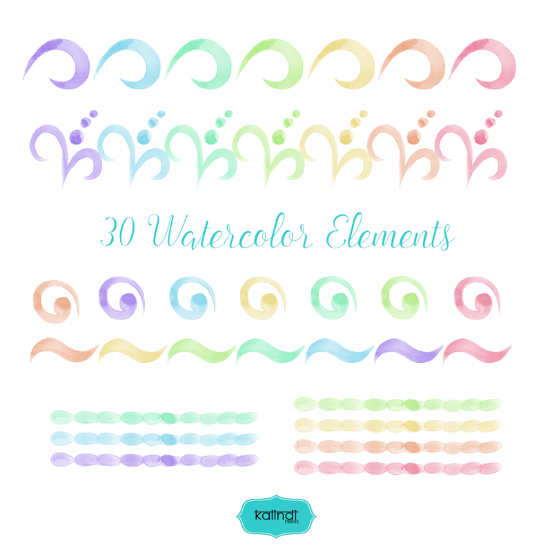 Watercolor background, Watercolor cliparts, Watercolor splash ...